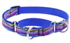 "Lupine 3/4"" Ripple Creek 10-14"" Martingale Training Collar"