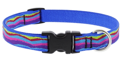 "Lupine 3/4"" Ripple Creek 13-22"" Adjustable Collar"