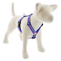 "Lupine 1"" Ripple Creek 36-44"" Glow Roman Harness"