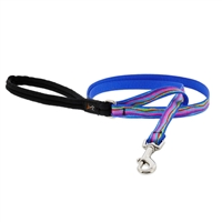 "Lupine 1/2"" Ripple Creek 4' Padded Handle Leash"
