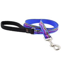 "Lupine 3/4"" Ripple Creek 4' Padded Handle Leash"