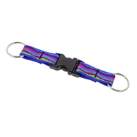 "Lupine 3/4"" Ripple Creek Buckle Keychain"
