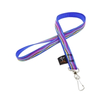 "Lupine 1/2"" Ripple Creek Lanyard"