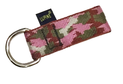 Retired Lupine Camo Chic Collar Buddy - Large Dog