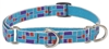 "Retired Lupine City Lights 10-14"" Combo/Martingale Training Collar - Medium Dog"