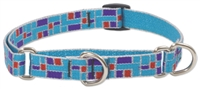 "Retired Lupine 3/4"" City Lights 10-14"" Martingale Training Collar"
