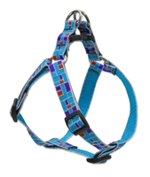 "Retired Lupine City Lights 20-30"" Step-in Harness - Medium Dog"