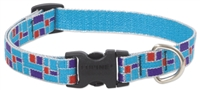 "City Lights 9-14"" Adjustable Collar-Medium Dog"