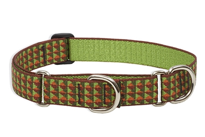 "Retired Lupine 1"" Copper Canyon 15-22"" Martingale Training Collar"
