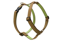 "Retired Lupine 1"" Copper Canyon 20-32"" Roman Harness"