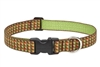 "Retired Lupine 1"" Copper Canyon 25-31"" Adjustable Collar"