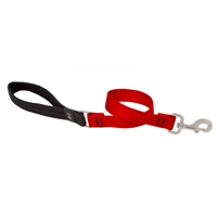 "Lupine 1"" Red 2' Traffic Lead"