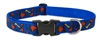 "Doggie Dreams 25-31"" Adjustable Collar"