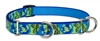 "Retired Lupine Earth Day 10-14"" Combo/Martingale Training Collar - Medium Dog"