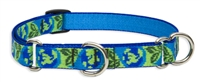 "Retired Lupine 3/4"" Earth Day 10-14"" Martingale Training Collar"