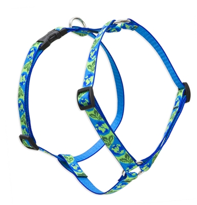"Retired Lupine Earth Day 12-20"" Roman Harness - Medium Dog"