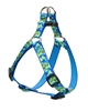 "Retired Lupine Earth Day 15-21"" Step-in Harness - Medium Dog"