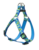 "Retired Lupine 3/4"" Earth Day 15-21"" Step-in Harness"