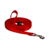 "Lupine 1/2"" Red Training Lead (15' or 30')"