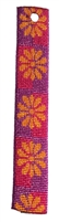 "Retired Lupine 1""  Flower Box Bookmark - Includes Matching Tassel"