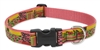 "Retired Lupine Flower Patch 16-28"" Adjustable Collar - Large Dog"