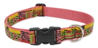 "Flower Patch 16-28"" Adjustable Collar"