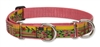 "Retired Lupine Flower Patch 19-27"" Combo/Martingale Training Collar - Large Dog"