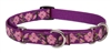 "Lupine 3/4"" Rose Garden 10-14"" Martingale Training Collar"