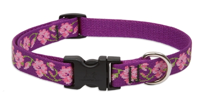 "Lupine 3/4"" Rose Garden 13-22"" Adjustable Collar"