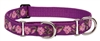 "LupinePet 1"" Rose Garden 15-22"" Martingale Training Collar"