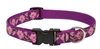 "Lupine 3/4"" Rose Garden 9-14"" Adjustable Collar"