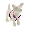 "Lupine 1/2"" Rose Garden 9-14"" Roman Harness"