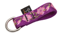 Lupine Rose Garden Collar Buddy - Medium Dog