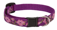 "Lupine 1/2"" Rose Garden Cat Safety Collar"