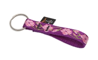 Lupine Rose Garden Key Chain - 1/2""