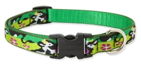 "Retired Lupine 3/4"" Moo Cow 13-22"" Adjustable Collar"