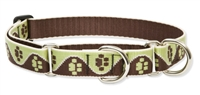 "Retired Lupine Mud Puppy 15-22"" Martingale Training Collar - Large Dog"