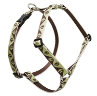"Retired Lupine 1"" Mud Puppy 24-38"" Roman Harness"