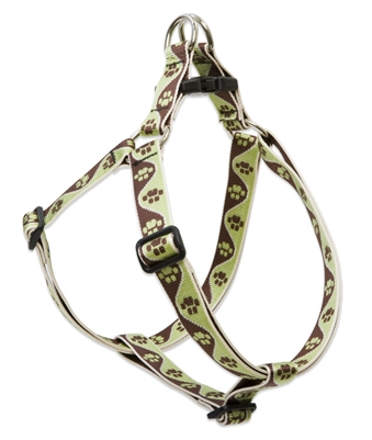 "Retired Lupine 1"" Mud Puppy 24-38"" Step-in Harness"