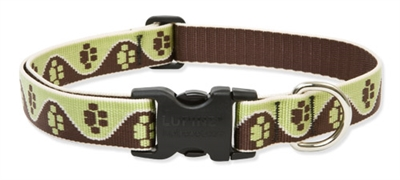 "Retired Lupine Mud Puppy 25-31"" Adjustable Collar - Large Dog"