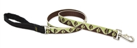 "Retired Lupine 1"" Mud Puppy 4' Long Padded Handle Leash"