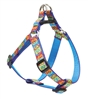 "Retired LupinePet Peace Pup 15-21"" Step-in Harness - Medium Dog"