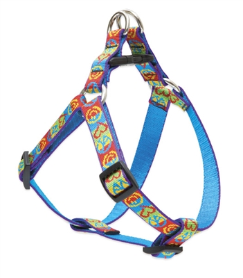 "Retired Lupine 3/4"" Peace Pup 15-21"" Step-in Harness"