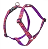 "Retired Lupine 1"" Ruby Cube 20-32"" Roman Harness"