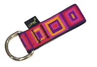 "Retired Lupine 1"" Ruby Cube Collar Buddy"