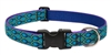 "LupinePet Originals 1"" Rain Song 12-20"" Adjustable Collar for Medium and Larger Dogs"