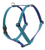 "LupinePet 1"" Rain Song 20-32"" Roman Harness"