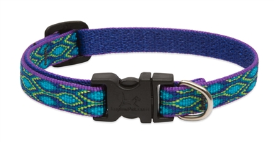 "Lupine 1/2"" Rain Song 8-12"" Adjustable Collar"