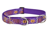 "Retired Lupine 1"" Sunny Days 15-22"" Martingale Training Collar"