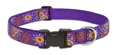 "Retired Lupine Sunny Days 16-28"" Adjustable Collar - Large Dog"